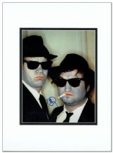 Dan Aykroyd Signed Photo - Blues Brothers